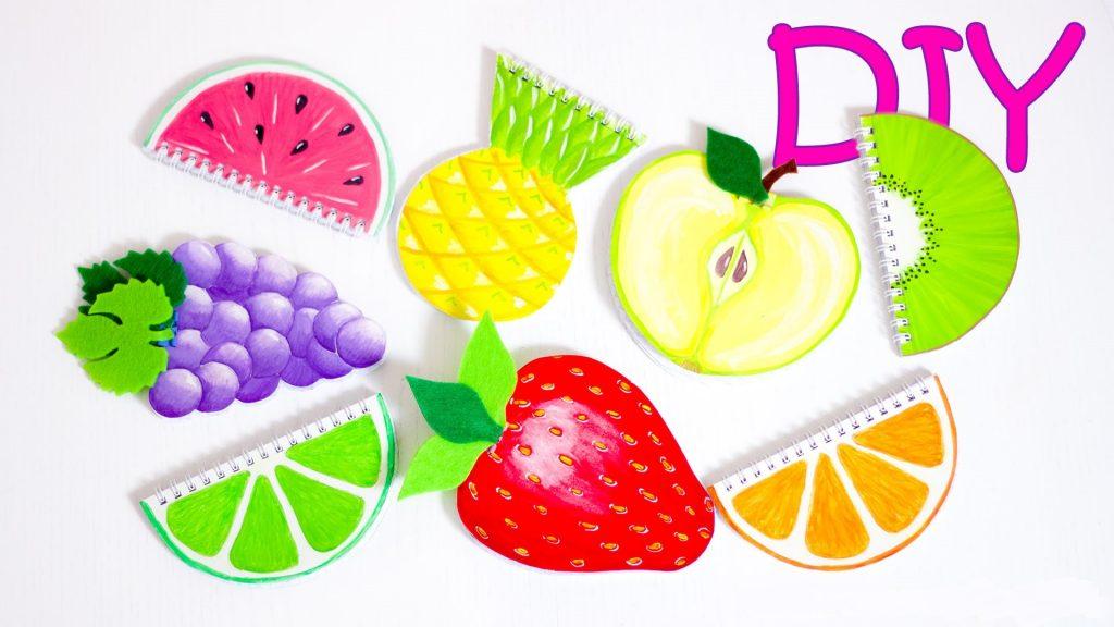 Fruity cosmetics DIY