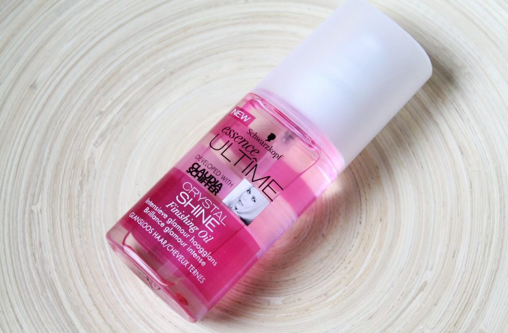 Try Crystal Shine Gliss Kur Oil